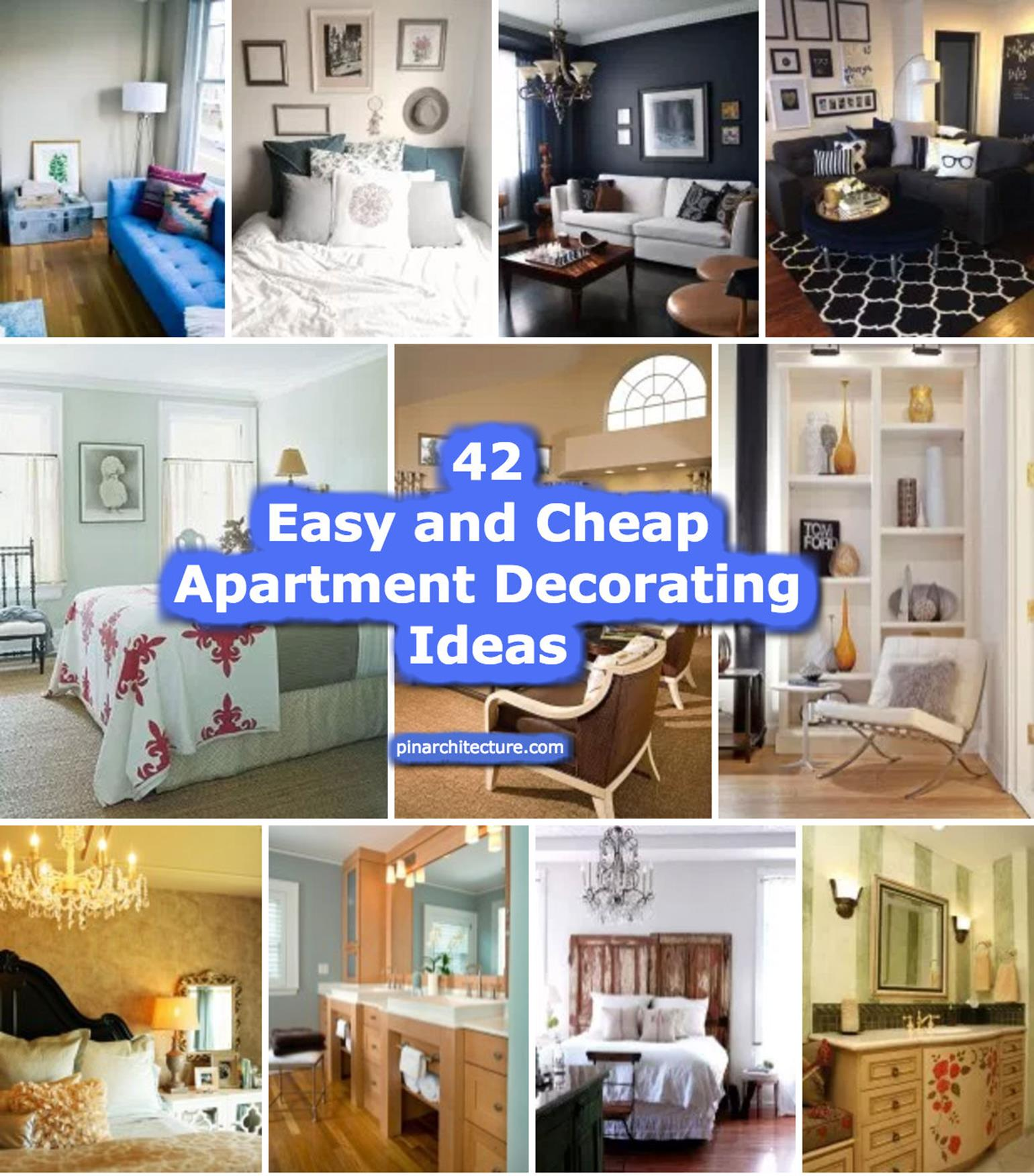 Apartment For Cheap: Cheap Apartment Decorating Ideas 4