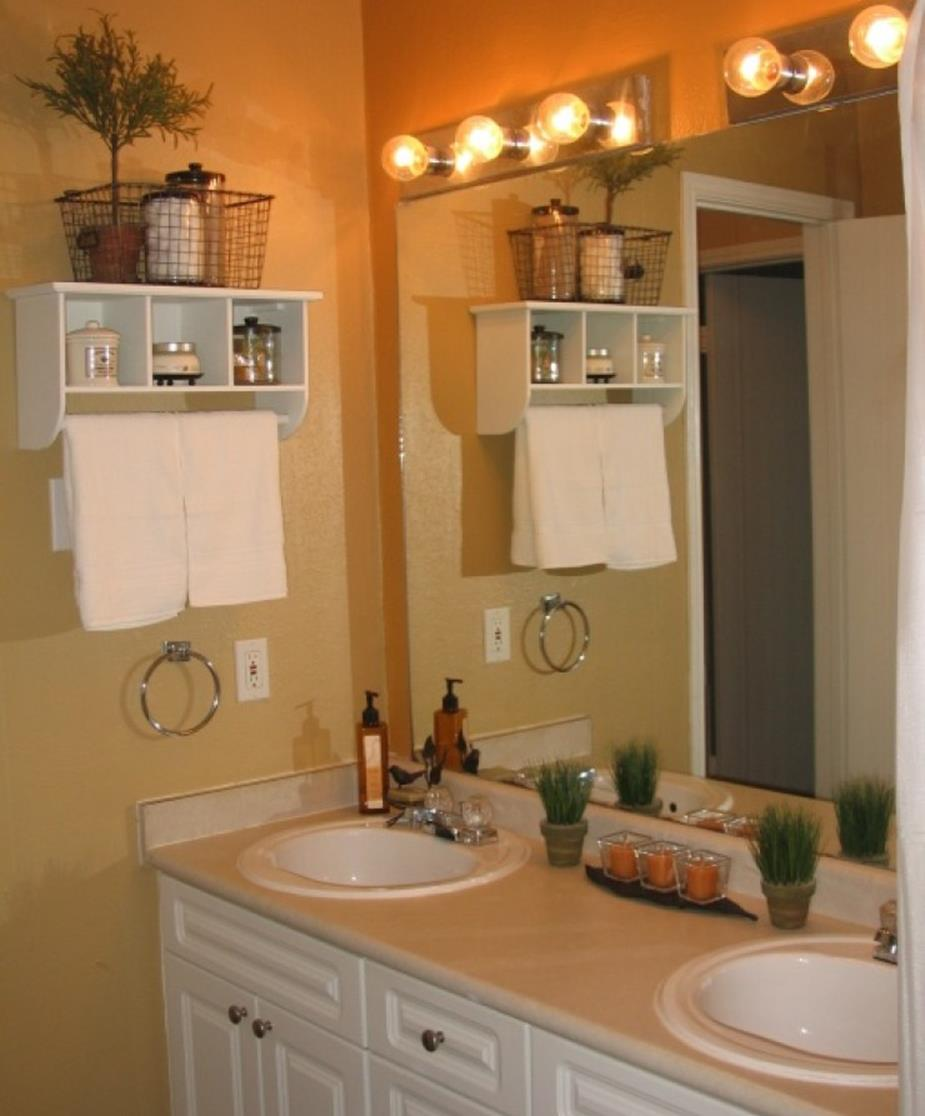 Apartment Bathroom Decorating Ideas 15