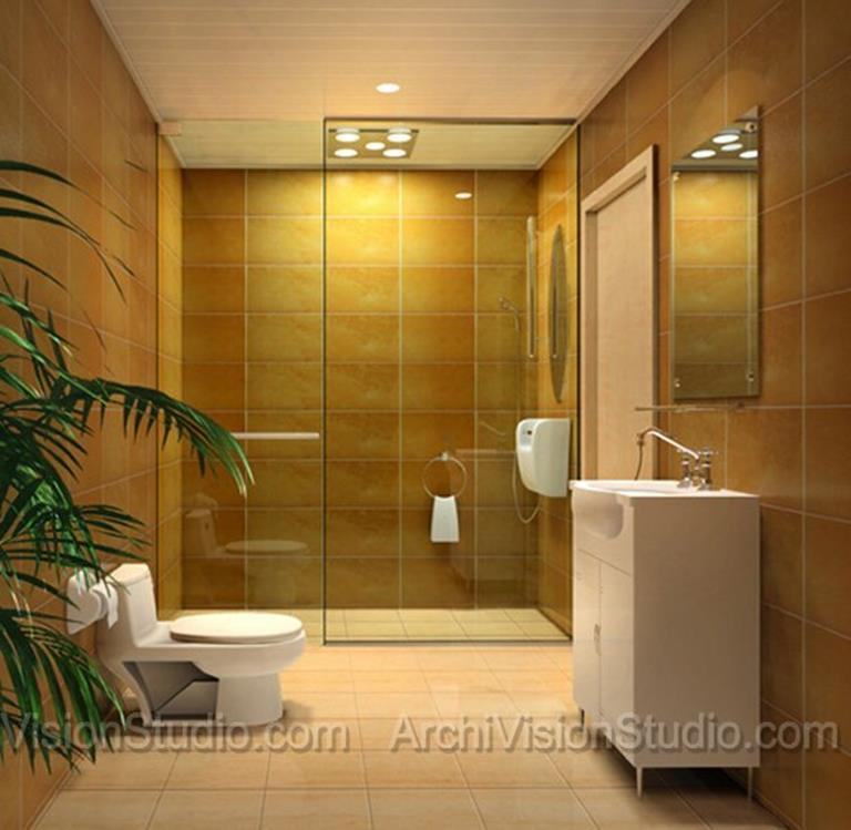 Apartment Bathroom Ideas: Apartment Bathroom Decorating Ideas 18