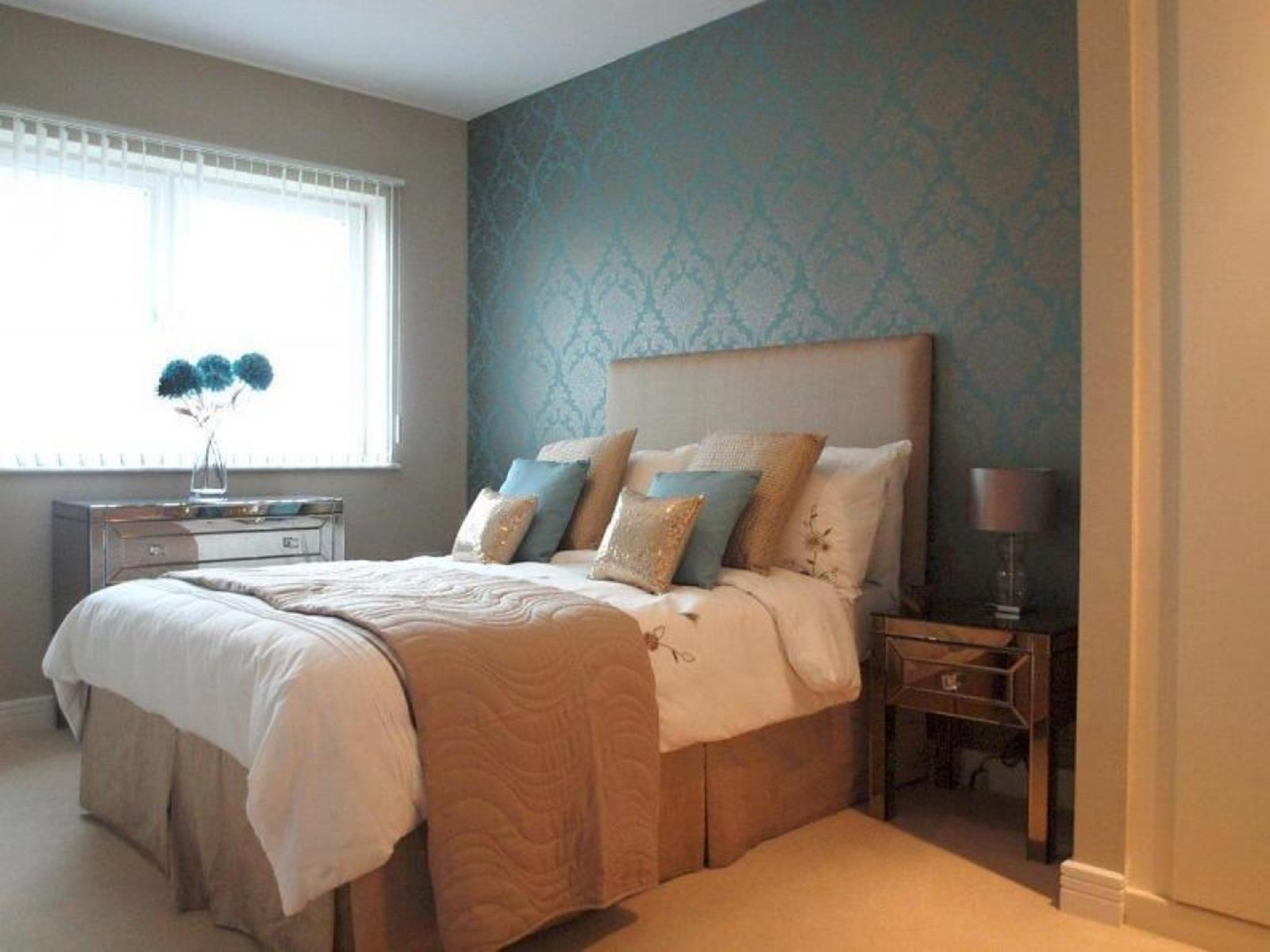 37 charming blue and beige bedrooms decorating ideas decorelated Blue and tan bedroom decorating ideas