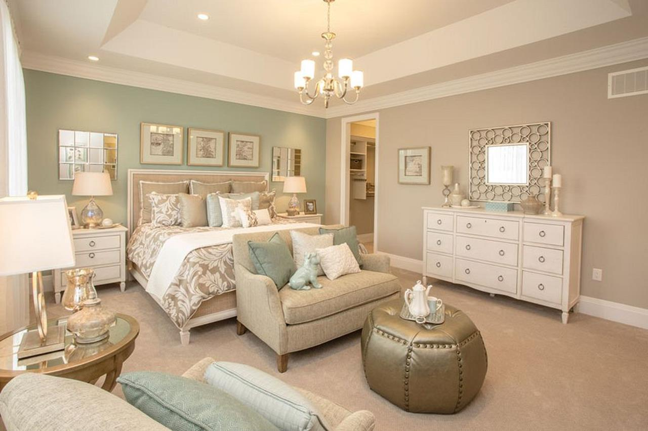 Blue and beige bedrooms decorating ideas 34 decorelated Blue and tan bedroom decorating ideas