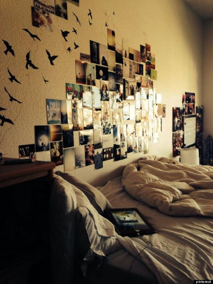 College Dorm Wall Decor For Girl 8 Decorelated