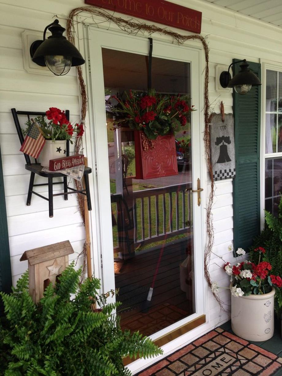 country front porch decorating ideas 16 decorelated 47446