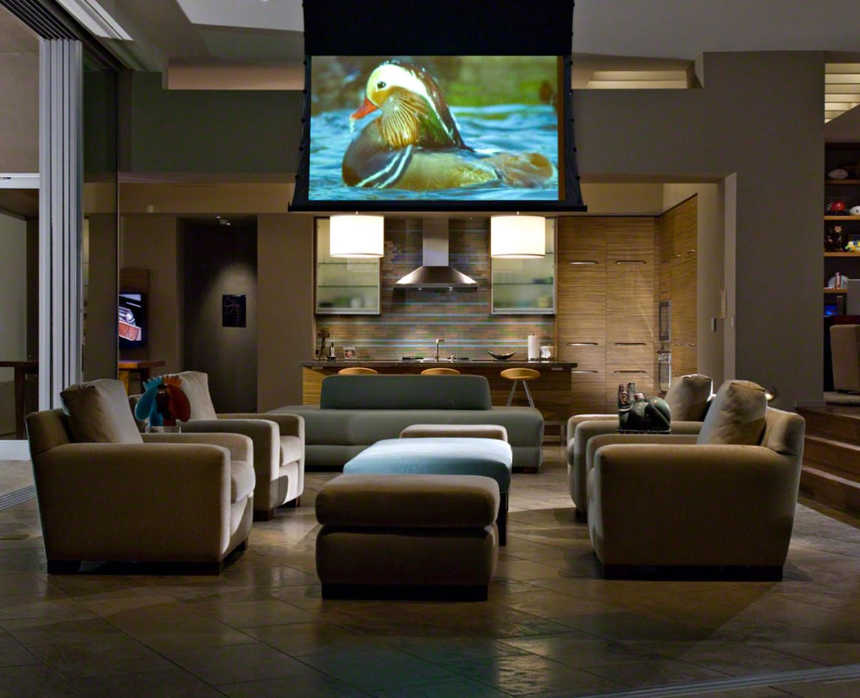 Home Theater Couch Living Room Furniture 16 - DecoRelated