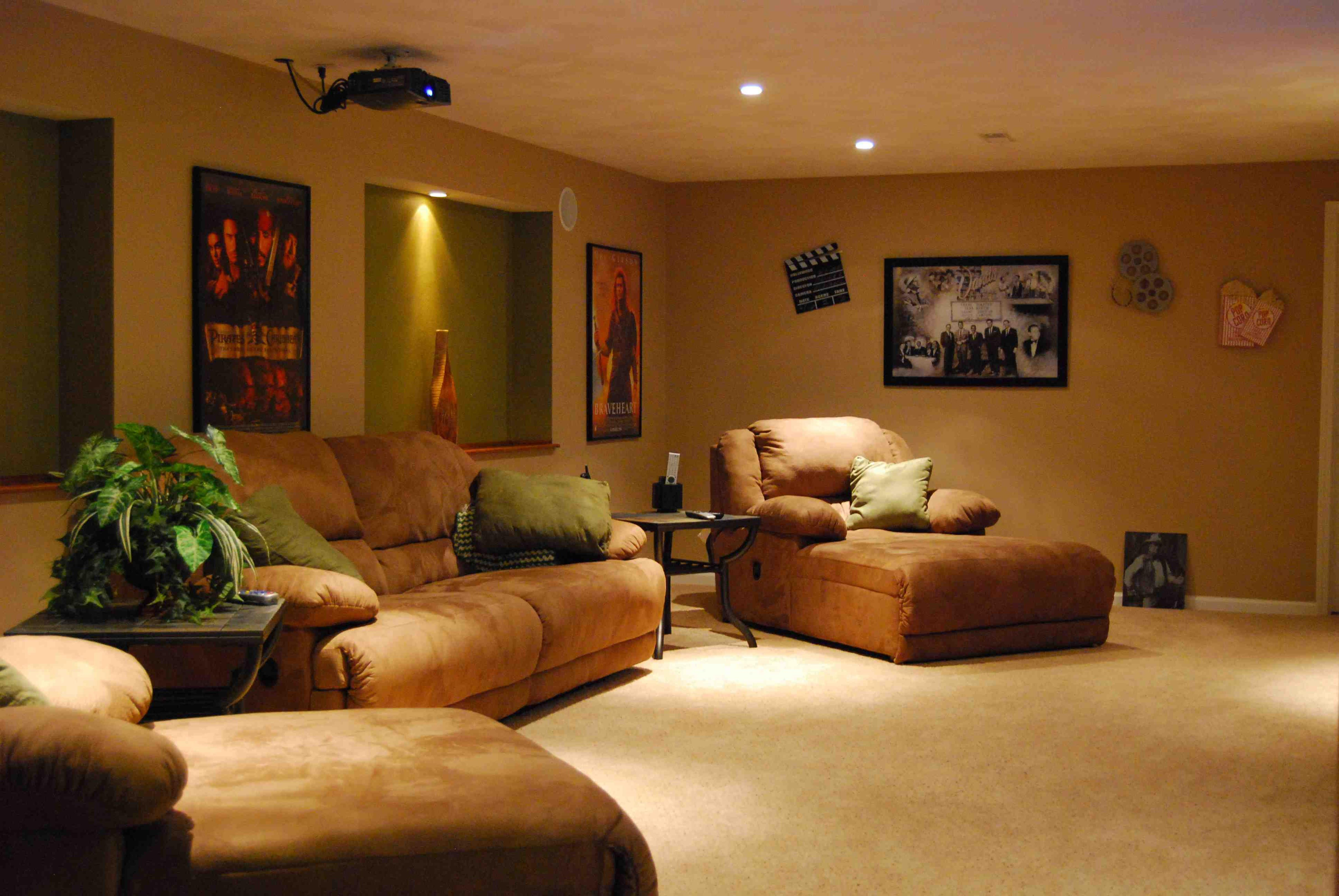 Home Theater Couch Living Room Furniture 25 - DecoRelated