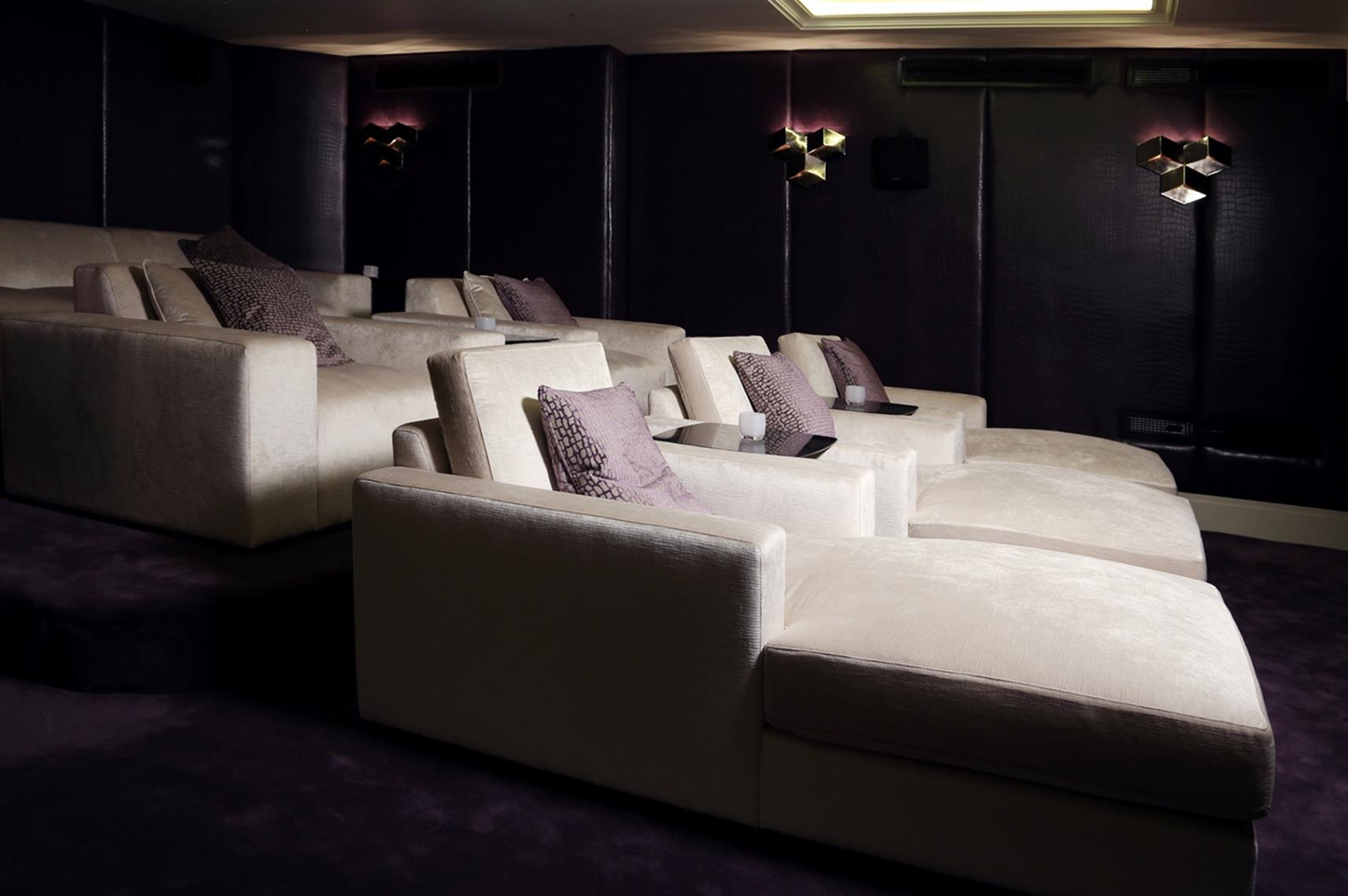 Home Theater Couch Living Room Furniture 3