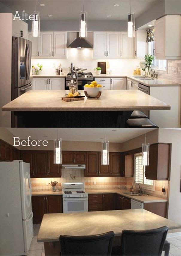Kitchen Makeover Ideas On A Budget 2 Decorelated
