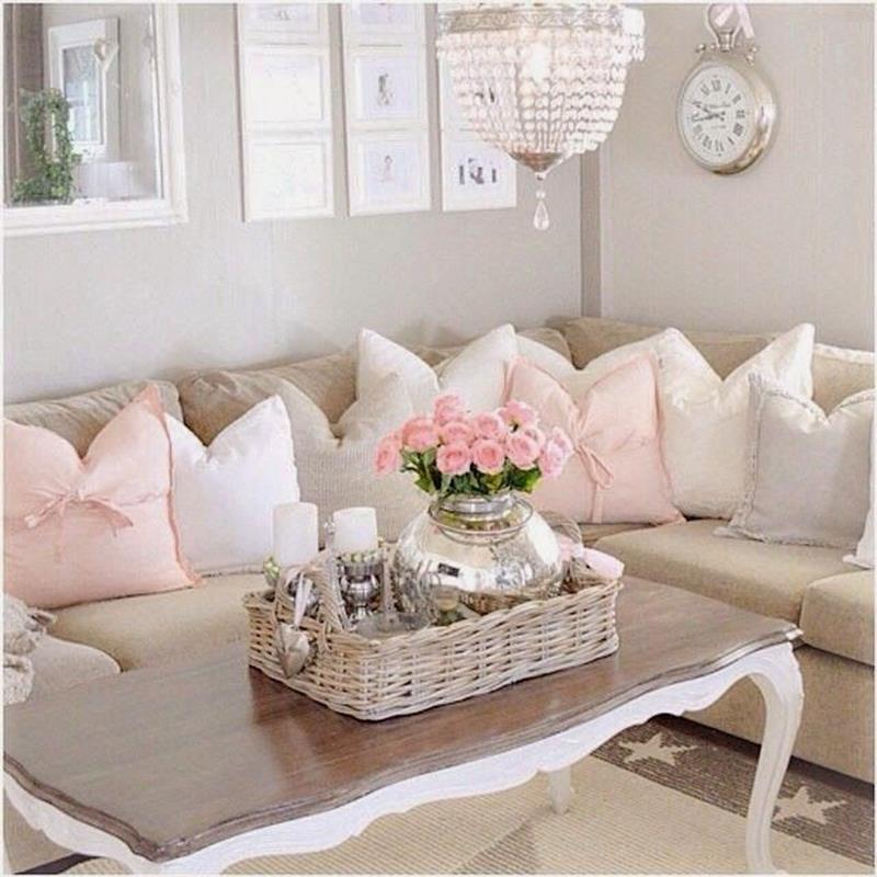 Shabby Chic Living Room Decorating On A Budget 1 Decorelated