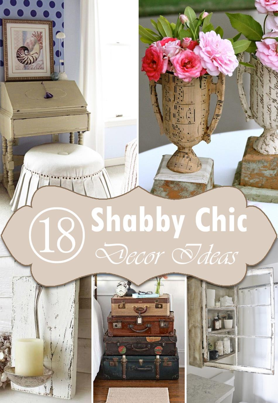 Family Room Design Ideas On A Budget: Shabby Chic Living Room Decorating On A Budget 4