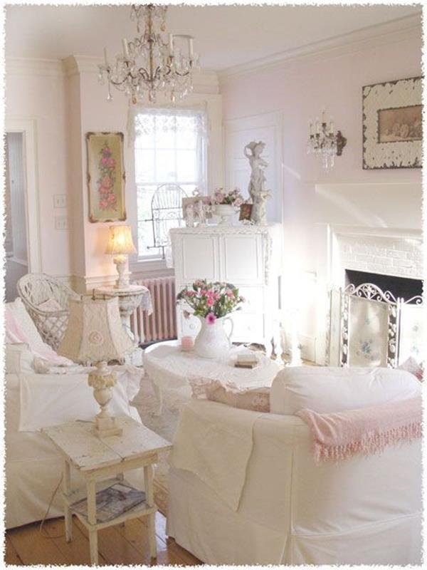 Shabby chic living room decorating on a budget 7 decorelated for Shabby chic living room ideas on a budget