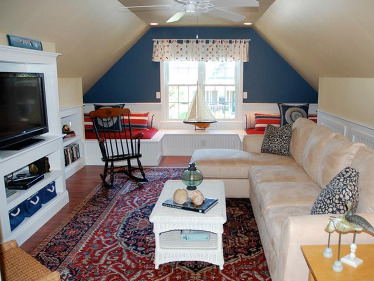 Attic Makeovers Ideas On a Budget 4 - DecoRelated
