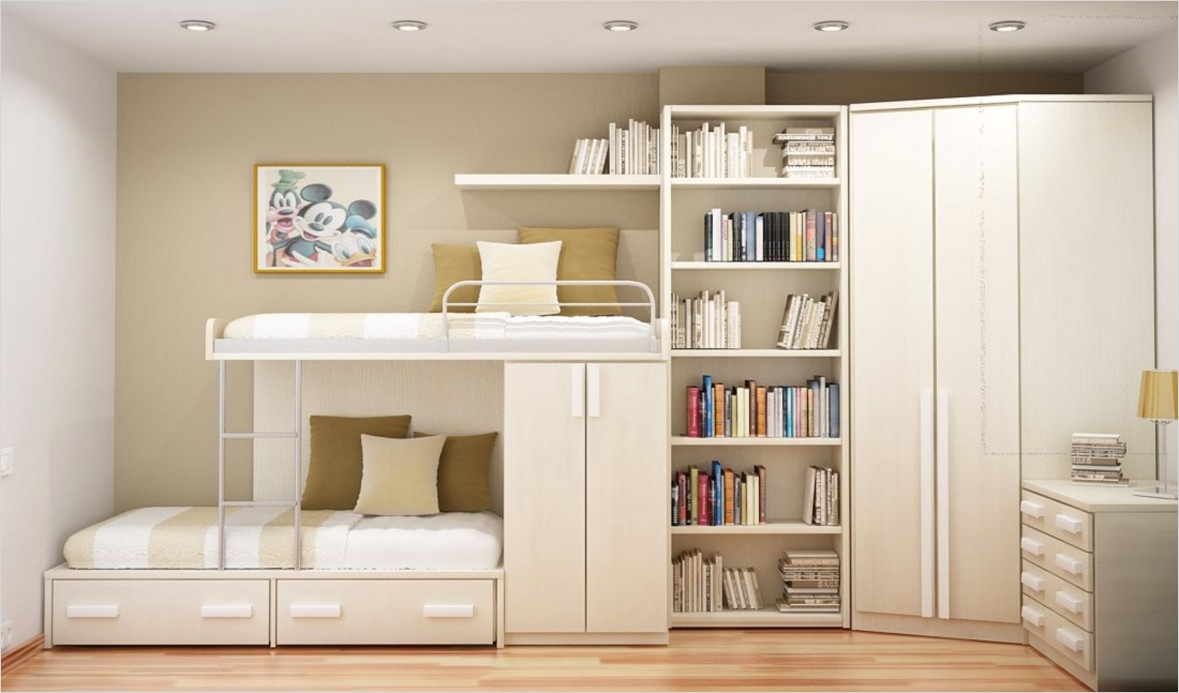 small room storage ideas 15 - DecoRelated